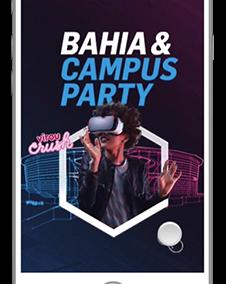 Flip Campus Party 2018 – Governo da Bahia