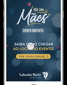 Localização Dia das mães – Salvador Norte Shopping