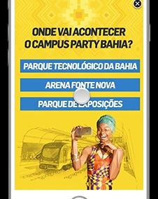 Quiz Campus Party 2017 – Governo do Estado da Bahia