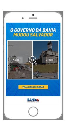 Before and after – Governo do Estado da Bahia
